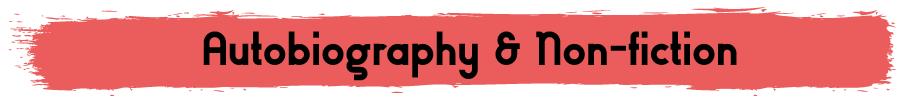 Autobiography & Non-fiction